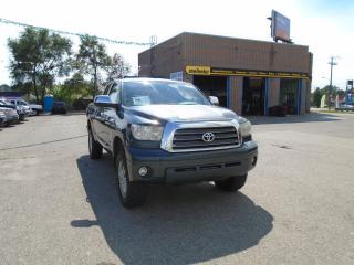 Used 2007 Toyota Tundra Limited  for sale in North York, ON