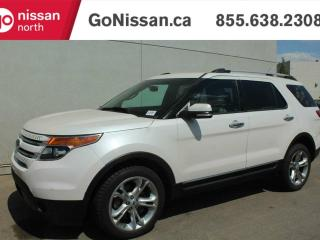 Used 2014 Ford Explorer Limited 4dr 4WD Sport Utility for sale in Edmonton, AB