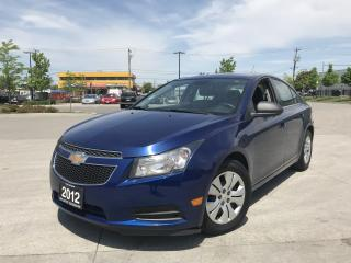 Used 2012 Chevrolet Cruze 99-185-58/25/AA for sale in North York, ON