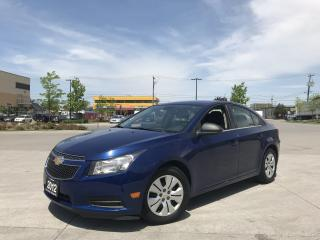 Used 2012 Chevrolet Cruze Automatic, Only 95000 km, warranty available. for sale in Toronto, ON