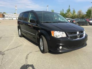 Used 2017 Dodge Grand Caravan Familiale à 4 portes, cabine multiplaces for sale in Sherbrooke, QC