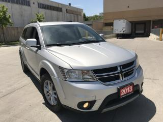 Used 2013 Dodge Journey SXT, DVD, Back up Camra, 3/Ywarranty availab for sale in North York, ON
