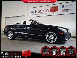 Used 2012 Mercedes-Benz E-Class E350 Convertible for sale in Mirabel, QC