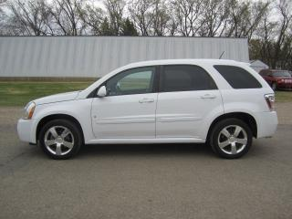 Used 2008 Chevrolet Equinox Sport for sale in Melfort, SK