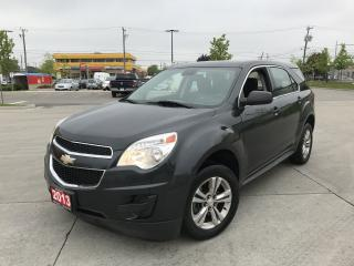 Used 2013 Chevrolet Equinox LS for sale in Toronto, ON
