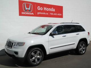 Used 2013 Jeep Grand Cherokee Limited, 4x4 for sale in Edmonton, AB