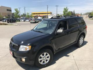 Used 2009 Mazda Tribute 4X4, Leather,roof, 3/Y warranty availab. for sale in North York, ON