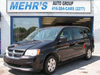 Used 2012 Dodge Grand Caravan No Accident One Owner All Power Options for sale in Scarborough, ON