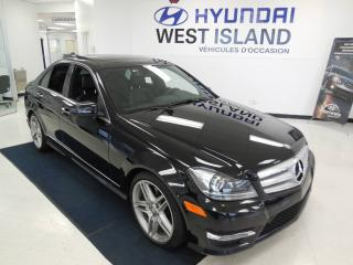 Used 2013 Mercedes-Benz C-Class C 350 4 portes 4MATIC for sale in Dorval, QC