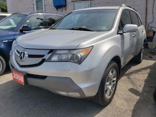 Used 2008 Acura MDX Tech pkg/AWD/Navigation/Backup Camera/Roof/CLEAN! for sale in Scarborough, ON