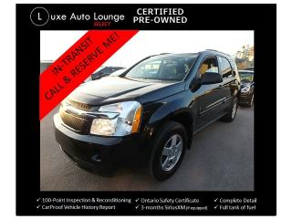 Used 2009 Chevrolet Equinox LS ONLY 88,000KM!! for sale in Orleans, ON