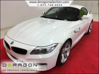 Used 2016 BMW Z4 28i + M Pack + Int for sale in Cowansville, QC
