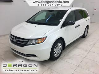 Used 2014 Honda Odyssey Lx + Caméra De Recul for sale in Cowansville, QC