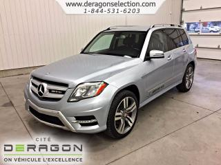 Used 2013 Mercedes-Benz GLK-Class 4matic Awd for sale in Cowansville, QC