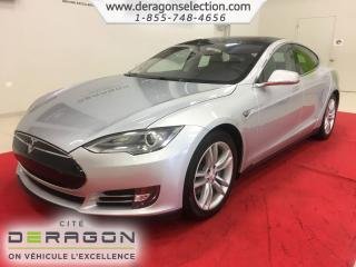 Used 2012 Tesla S P85 + T.ouvrant for sale in Cowansville, QC