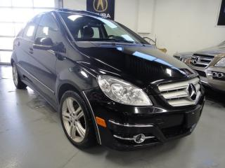 Used 2009 Mercedes-Benz B-Class Turbo,PANO ROOF,VERY CLEAN for sale in North York, ON