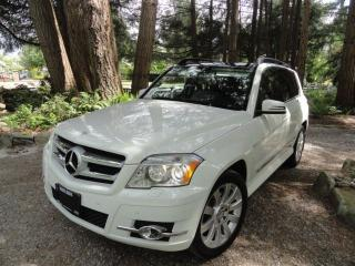 Used 2010 Mercedes-Benz GLK350 DOC FEE $ 195.00 for sale in Surrey, BC