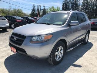 Used 2007 Hyundai Santa Fe GL for sale in Gormley, ON