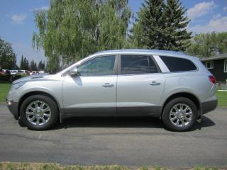 Used 2012 Buick Enclave CXL1 for sale in Melfort, SK