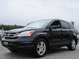 Used 2011 Honda CR-V EX-L AWD / LEATHER/ ROOF/ for sale in Newmarket, ON