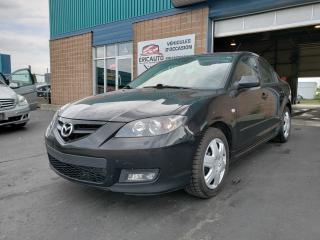 Used 2009 Mazda MAZDA3 GT for sale in Saint-eustache, QC