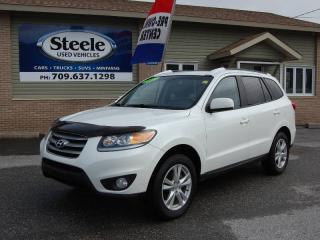 Used 2012 Hyundai Santa Fe GL Premium for sale in Corner Brook, NL