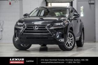 Used 2016 Lexus NX 200t Premium Awd; Cuir for sale in Lachine, QC