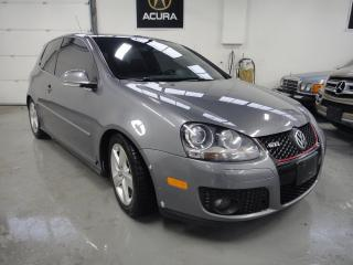 Used 2008 Volkswagen GTI ALL SERVICE RECORD,VERY CLEAN,GTI for sale in North York, ON