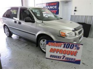 Used 2009 Chevrolet Uplander for sale in Montreal-est, QC