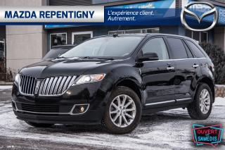 Used 2014 Lincoln MKX Ltd, Toit Pano for sale in Repentigny, QC