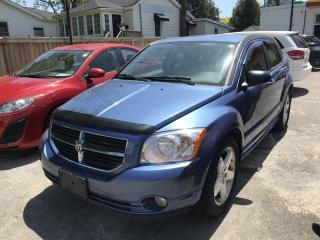 Used 2007 Dodge Caliber R/T FWD for sale in St Catharines, ON