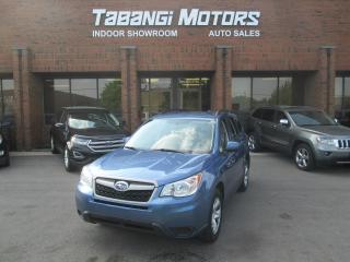 Used 2016 Subaru Forester NO ACCIDENT | AWD | CAMERA |TOUCH SCREEN | HEATED SEATS for sale in Mississauga, ON