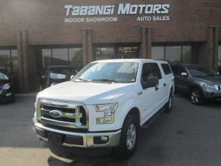 Used 2015 Ford F-150 XLT | ECOBOOST | CREW | 4X4 | REAR CAMERA for sale in Mississauga, ON