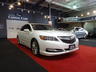 Used 2014 Acura RLX TECH PKG / NAVIGATION / BACK UP CAMERA for sale in North York, ON