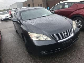 Used 2009 Lexus ES 350 Premium with Nav for sale in Hornby, ON