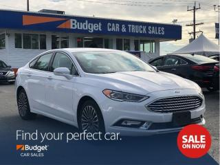 Used 2017 Ford Fusion Navigation, All Wheel Drive, Radar Assist for sale in Vancouver, BC