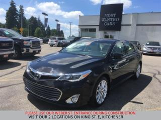 Used 2014 Toyota Avalon Limited | NAVIGATION | BLIND SPOT | COOLED SEATS for sale in Kitchener, ON