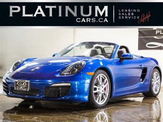 Used 2013 Porsche Boxster , PDK, Sport CHRONO, NAVI, Heated Lthr for sale in Toronto, ON