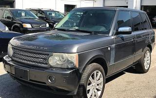 Used 2006 Land Rover Range Rover HSE for sale in Etobicoke, ON