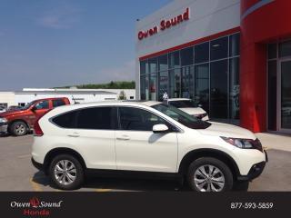 Used 2014 Honda CR-V EX-L for sale in Owen Sound, ON