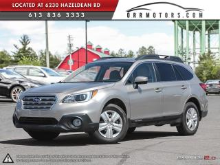 Used 2015 Subaru Outback 2.5i for sale in Stittsville, ON