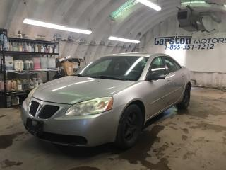 Used 2007 Pontiac G6 POWER SUNROOF***********AS IS SALE*********KEYLESS ENTRY*POWER WINDOWS/LOCKS/MIRRORS*CRUISE CONTROL* for sale in Cambridge, ON