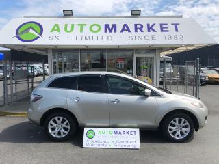 Used 2007 Mazda CX-7 GT LEATHER! SUNROOF! WE CAN FINANCE ANY CREDIT! for sale in Langley, BC