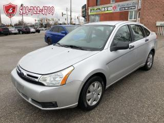 Used 2009 Ford Focus S/CERTIFIED/WARRANTY INCLUDED for sale in Cambridge, ON