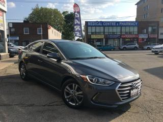 Used 2017 Hyundai Elantra GL for sale in York, ON