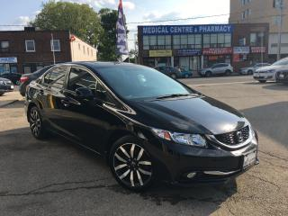 Used 2013 Honda Civic Touring for sale in York, ON