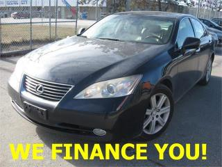 Used 2007 Lexus ES 350 for sale in North York, ON