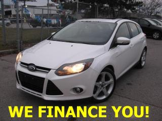 Used 2013 Ford Focus Titanium for sale in North York, ON