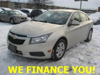 Used 2014 Chevrolet Cruze 1LT for sale in North York, ON
