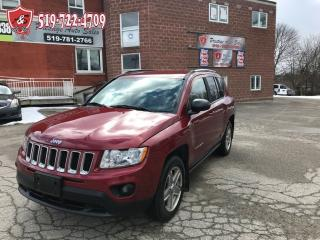 Used 2011 Jeep Compass North/4X4//ONE OWNER/NO ACCIDENT/CERTIFIED/ WARRAN for sale in Cambridge, ON